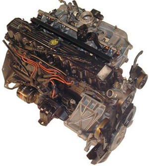 19911998 Jeep Wrangler 40L Used Engine | Engine World