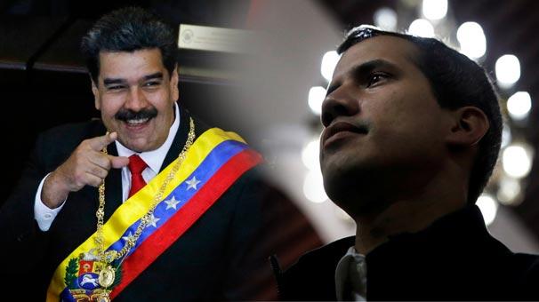 Venezuela'da bugün Maduro destekçileri de yürüyecek