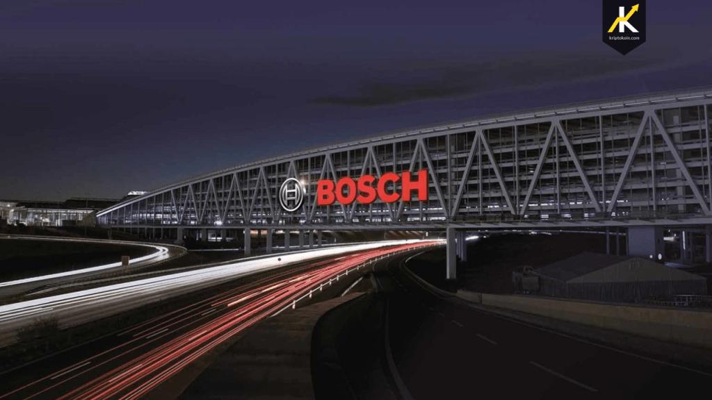 Bosch'tan Büyük Yenilik, Blockchain Tabanlı Buzdolabı! – Kriptokoin.com