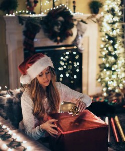 englische Weihnachtstraditionen