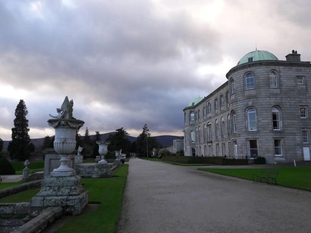 Sehenswürdigkeiten Irland - Powerscourt House
