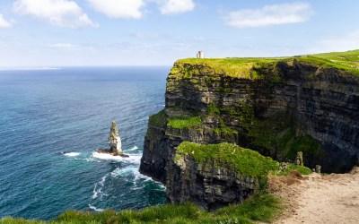Top 15 Sehenswürdigkeiten in Irland