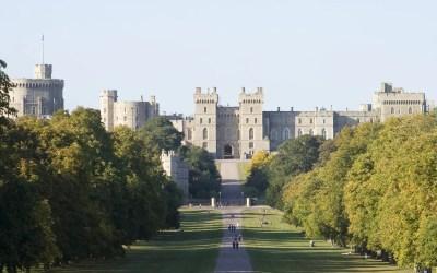 15 Fakten über Windsor Castle