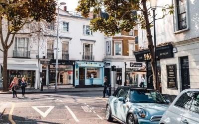 Stadtteile in London im Überblick