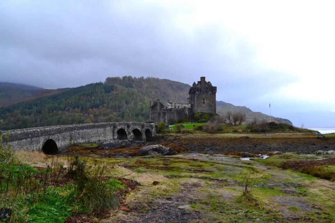 Eilean Donan Castle 2