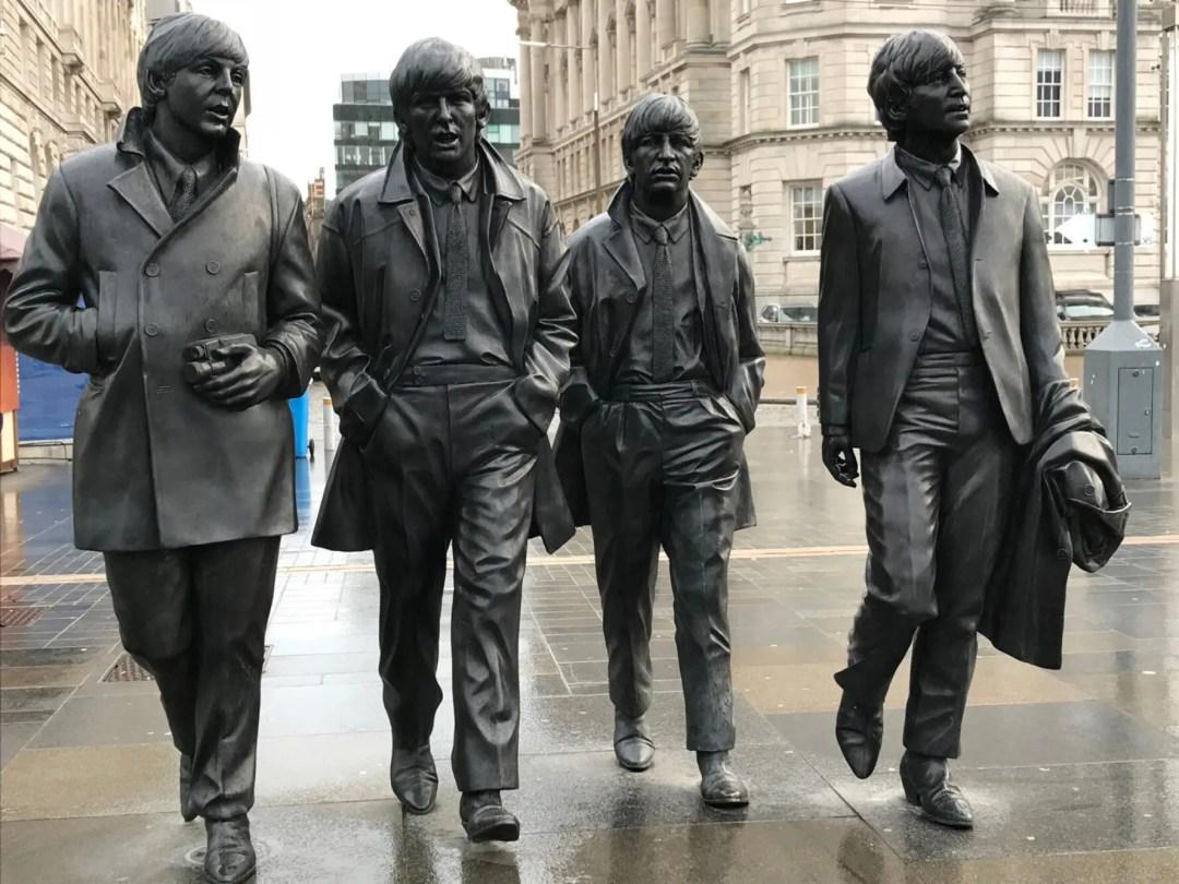 Liverpool und die Beatles