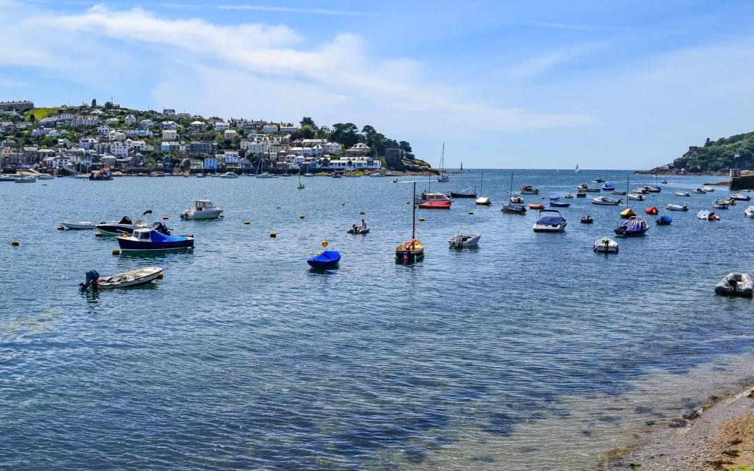 Fowey – hübsches Hafenstädtchen in Cornwall