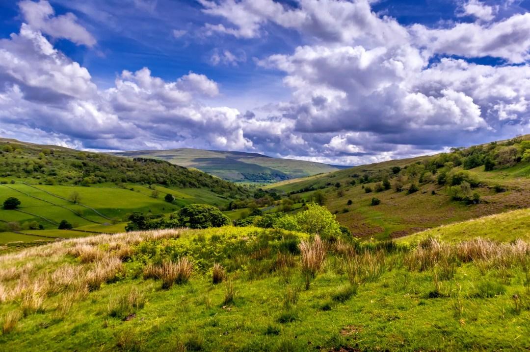 Bei einer Autorundreise durch Yorkshire kannst du auch den Nationalpark Yorkshire Dales besichtigen.