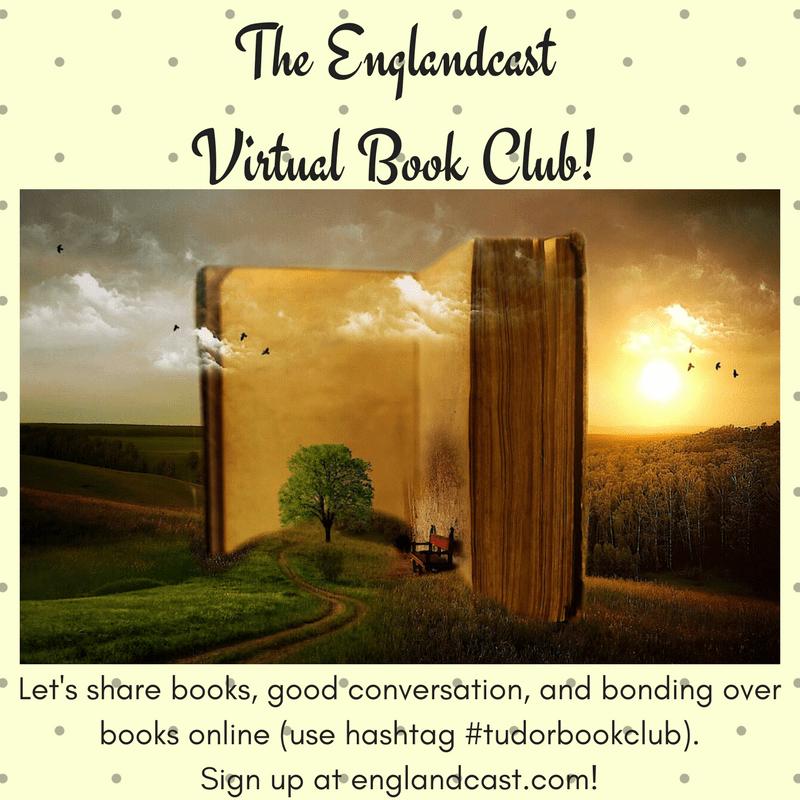 Englandcast Book Club
