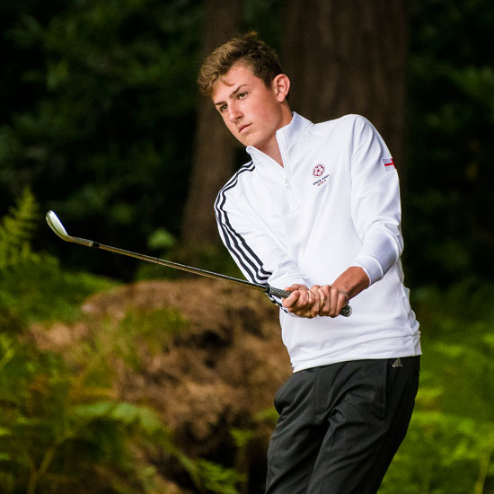 Brown and Goddard head to Junior Players Championship