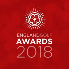 Revealed! The finalists for the England Golf Awards 2018