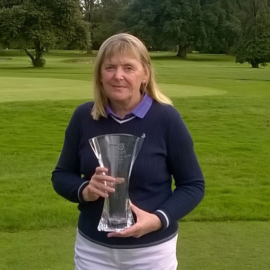 Esther doubles up at Par 3 championship