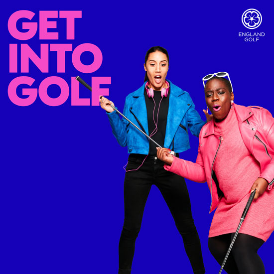 Clubs back drive to get more women beginners playing golf