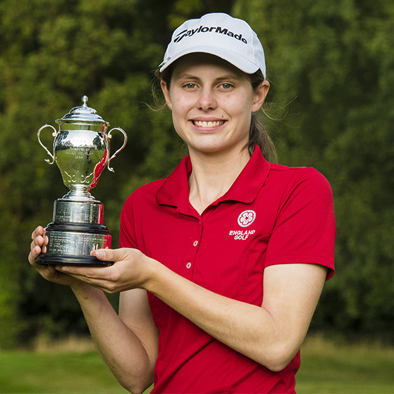 Bel birdies her way to championship victory