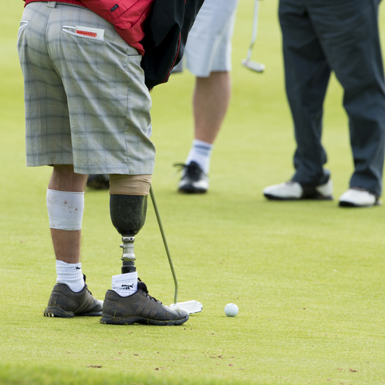 England Golf to launch disability championship in 2019