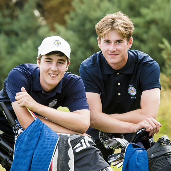 Foursomes clean sweep for Yorkshire