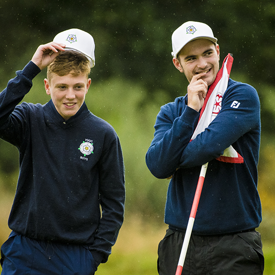 Yorkshire's charge continues at Boys' County Finals