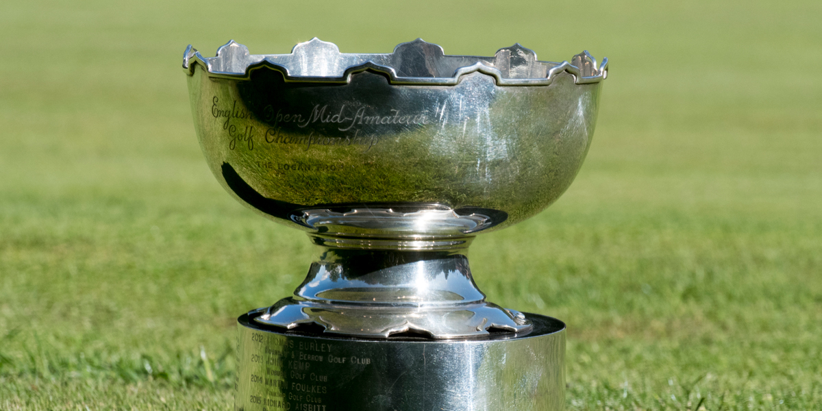 English Men's Open Mid-Amateur Stroke Play for the Logan Trophy