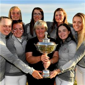 England's girls retain Home Internationals