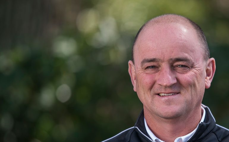 Nigel Edwards is Team GB golf leader for Tokyo Olympics