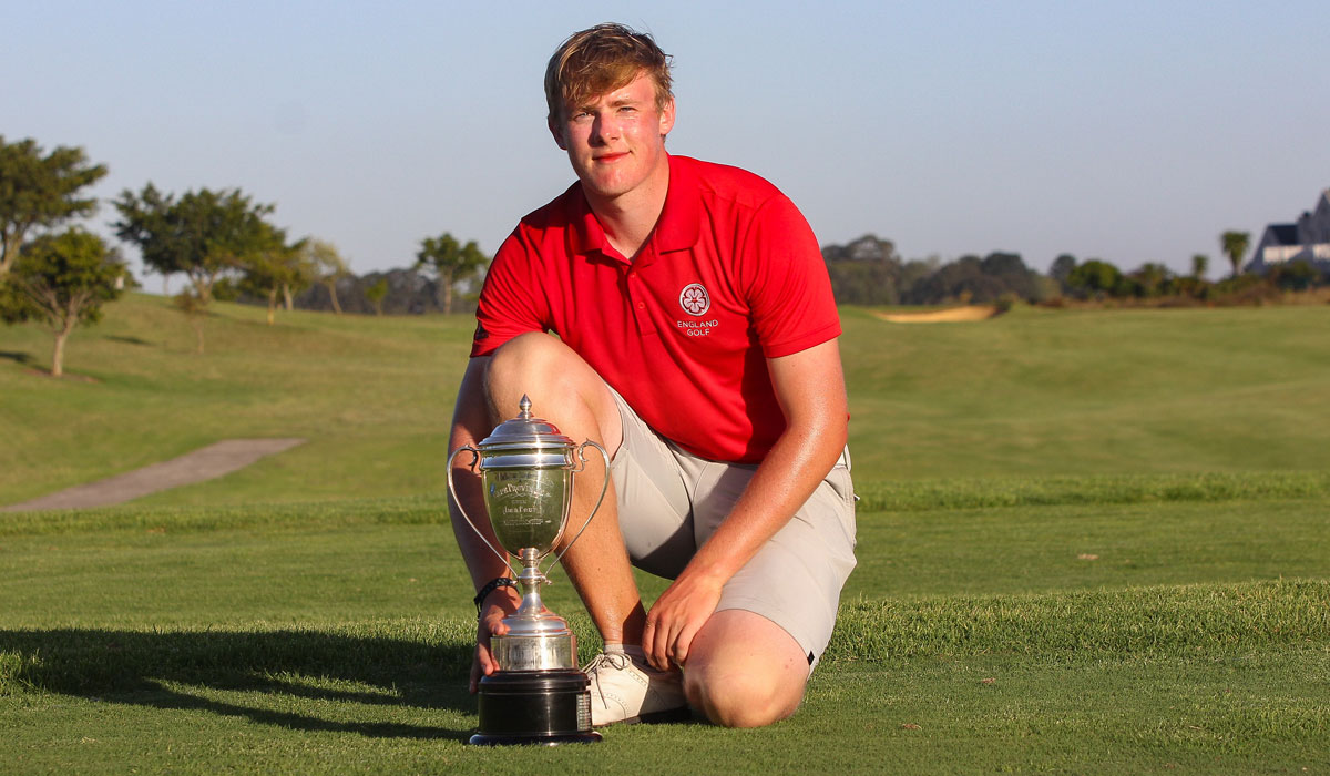 Classy Plumb wins by two in South Africa