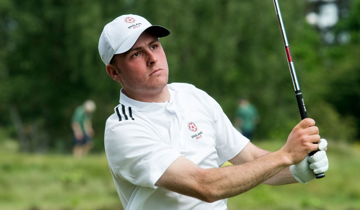 England 12 in GB&I Walker Cup squad