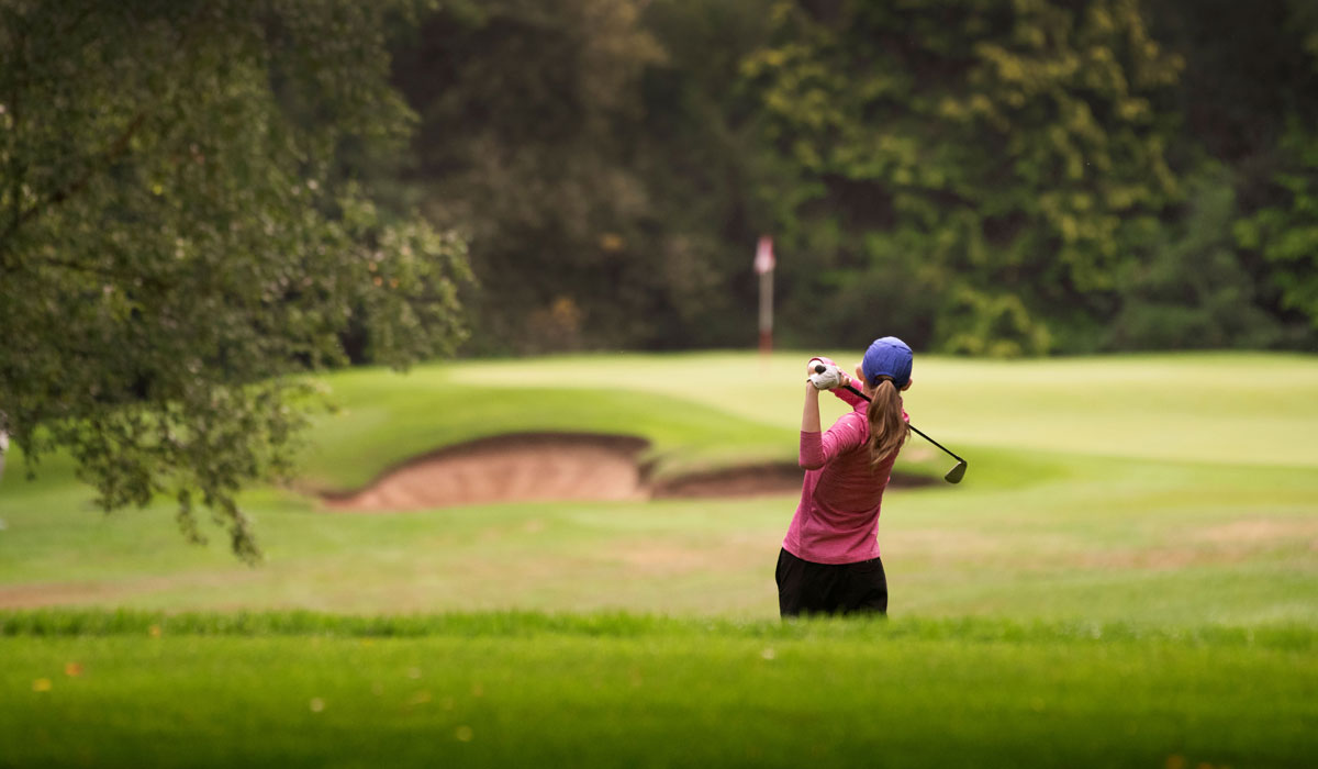 Women and Girls' Golf Week is coming back!