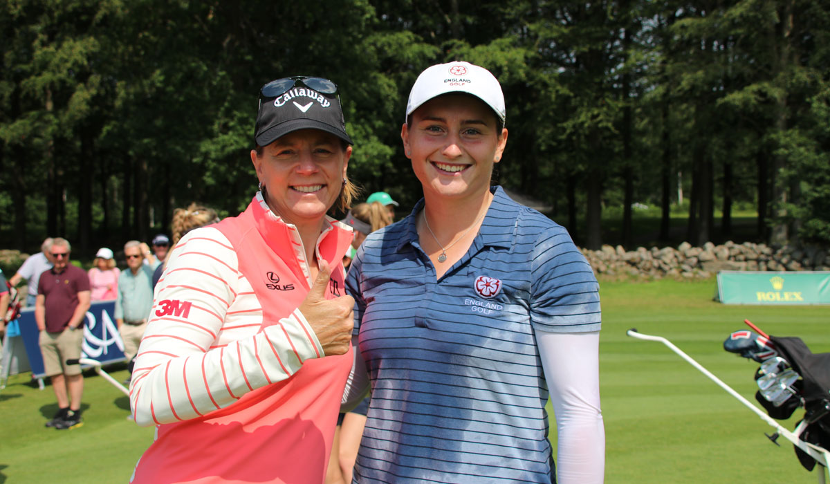 Lily May wins Annika Invitational Europe