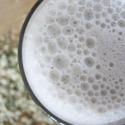 Hampemælk med vanilje