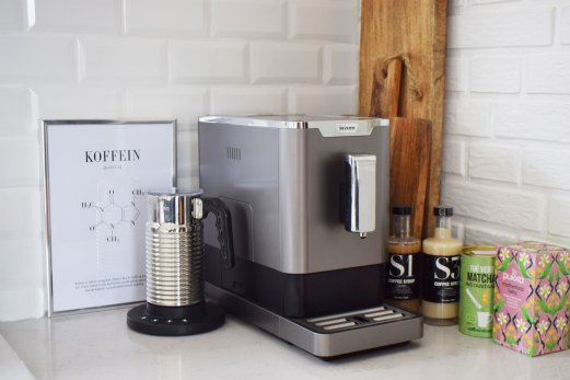 kaffemaskine severin