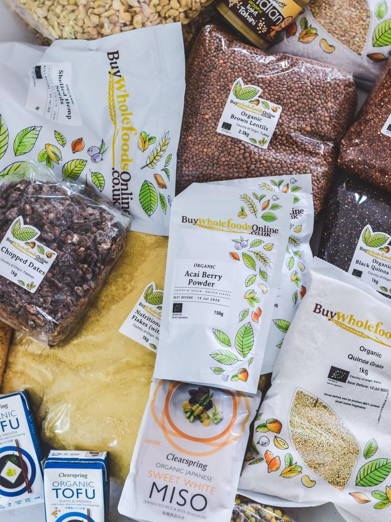 a74dd6b24 Mine tips til at købe billige nødder og wholefoods på nettet ...