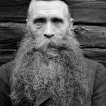 man w a beard