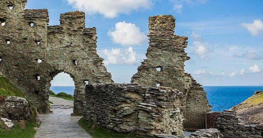Tintagel Castle: History and Legend | English Heritage