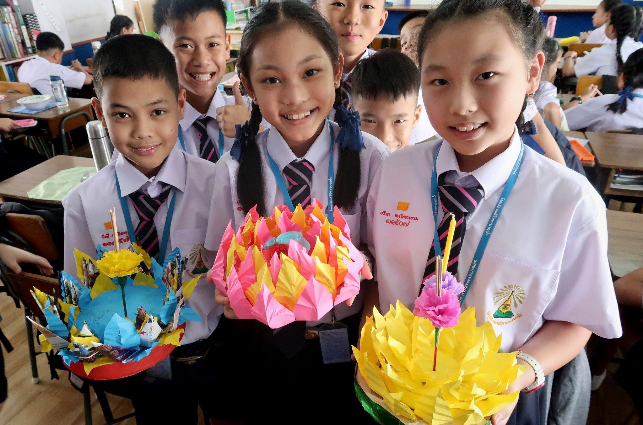 Loy Krathong Quizzes And Games For Learning English The