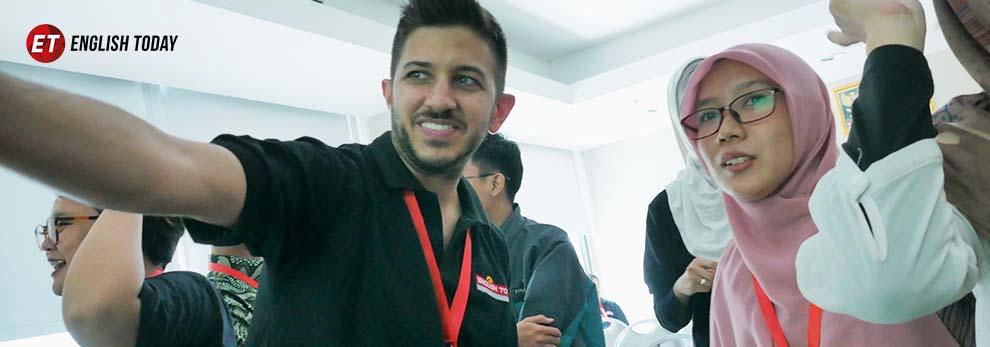 Business English Training Bandung