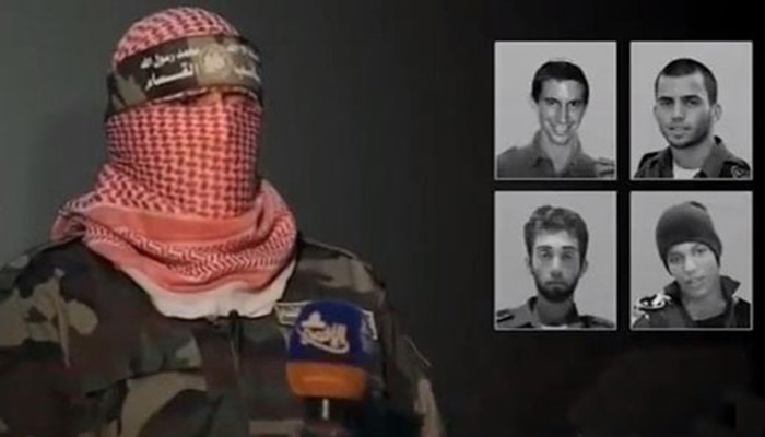 Hamas: 'Israel' Must 'Pay Price' for Return of 4 'Israeli' Soldiers