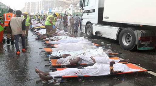Iran to Miss Hajj after Saudi Sabotage to Deal