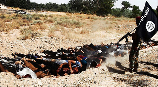 Reports: Daesh Horrifying Mass Grave Found in Syria, Thousands Massacred!