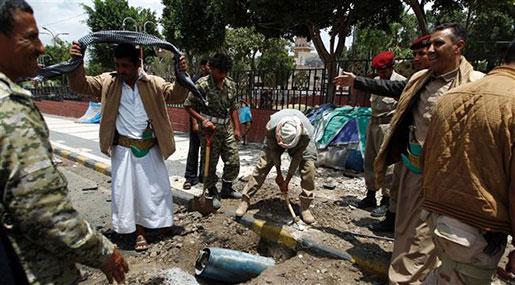 Saudi Warplanes Intensify Strikes on Yemen, Drop Cluster Bombs