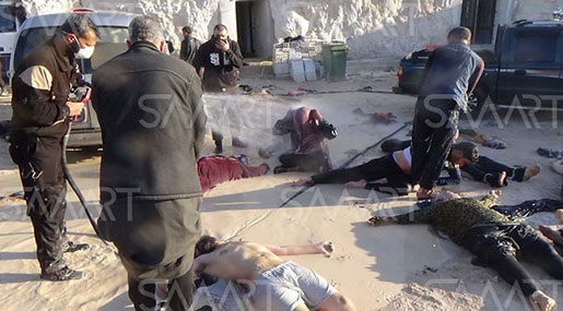 Who Owns SMART News Agency That Broadcasted Khan Sheikhoun Images?