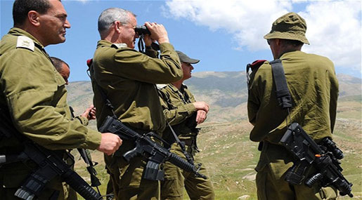 """""""Israeli"""" Army's Chief: Fighting over Golan Heights to Renew in Few Months"""