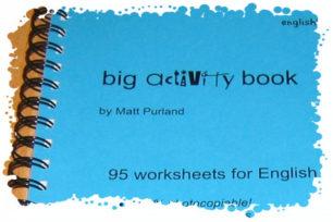 English Banana S Big Activity Book