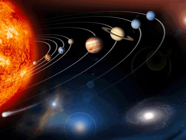 Planet Names | EnglishClub