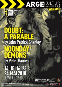 Doubt: A parable & Noonday Demons