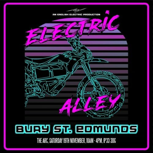 Electric Alley #4 Bury St Edmunds 19/11/17