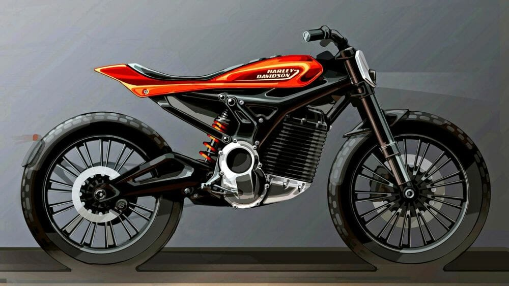 FINALLY – Harley-Davidson gets with the EV programme!