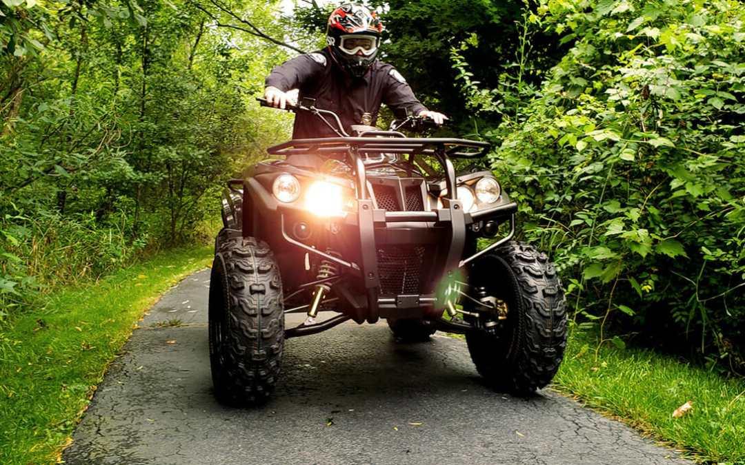 Environmentally friendly all-terrain EV