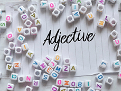 Know your prepositions and adjectives easily