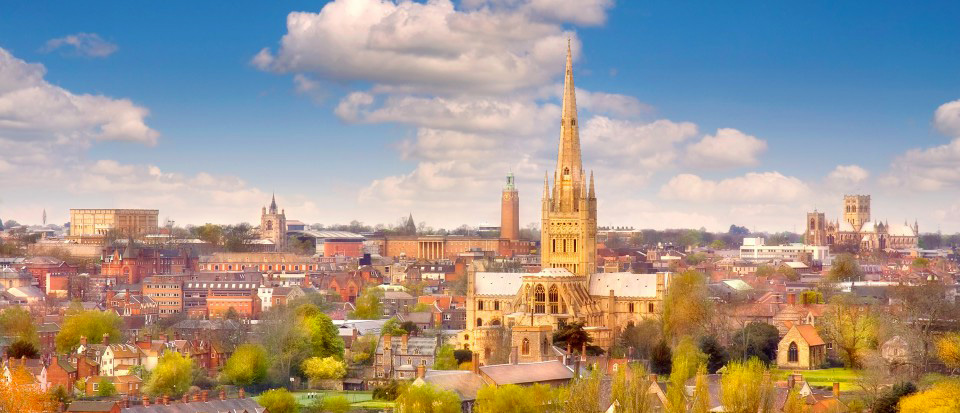 Image result for norwich panorama