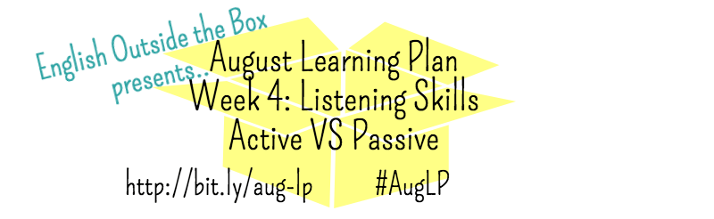 active and passive listening